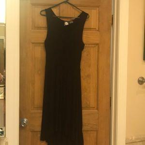 Women's black knit Girls from Savoy Dress